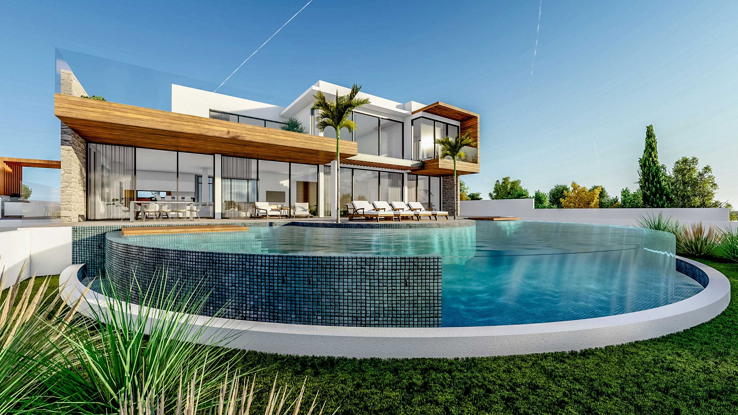 Seacaves Palace – 4 Beds Seafront Luxury Villa