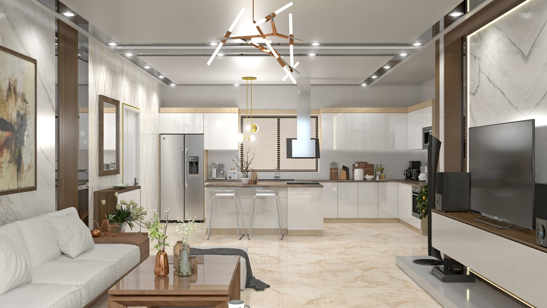 QUALITY-HOMES-UNIVERSAL-20191127-INTERIOR-03-LIVING-ROOM-AND-KITCHEN-scaled-1