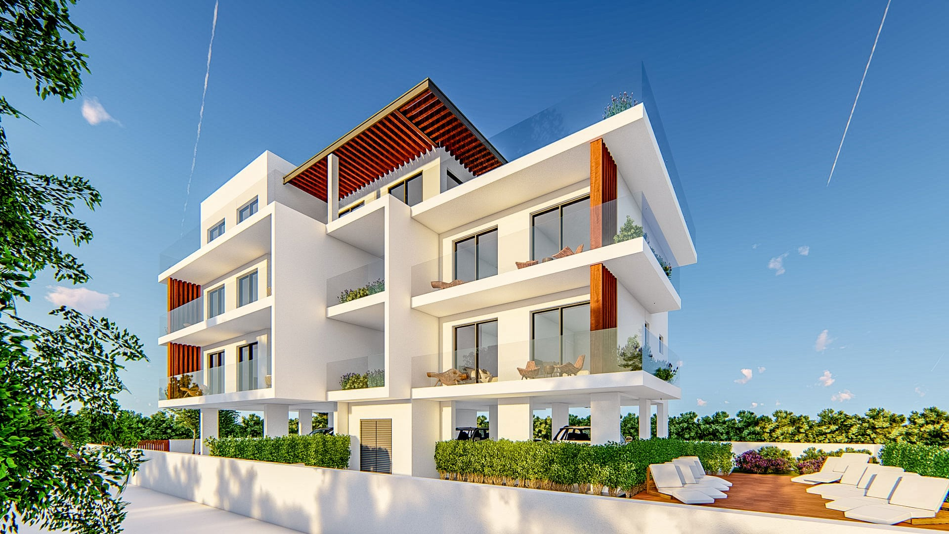 Universal Pearl – Modern Apartments & Penthouse