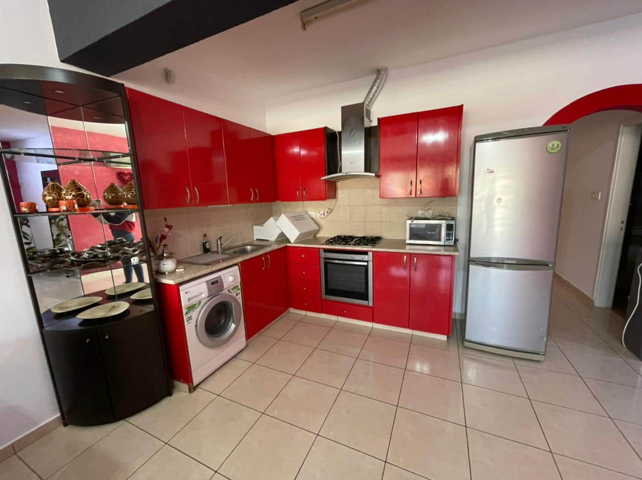 Fully furnished 2 bedrooms, 2 bathrooms apartment in Peyia